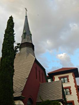 church edited