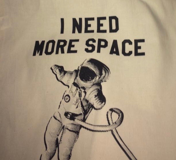 Finding space: movingon
